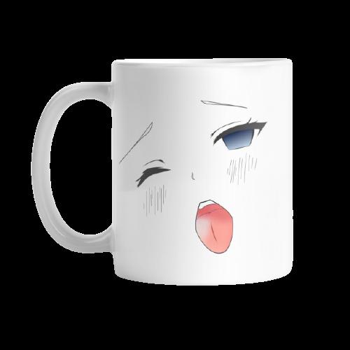 Ahegao mug 1 - My Ahegao Hoodie